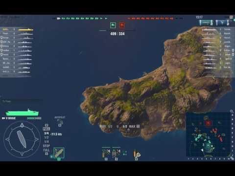 Rogue Bogue! World of Warships Gameplay #4