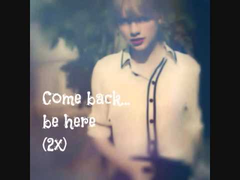 Taylor Swift - Come Back...Be Here [lyrics]