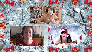 Silent Night Ukulele Cover Featuring Beth Rowley and William