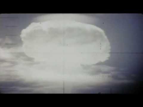 Operation Dominic submarine nuclear missile detonated (Frigate Bird)1962
