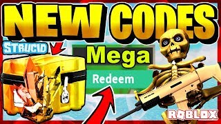 *DECEMBER 2019* ALL NEW ADMIN STRUCID CODES! Strucid Roblox ⭐NEW GAMEPASS⭐(WORKING)