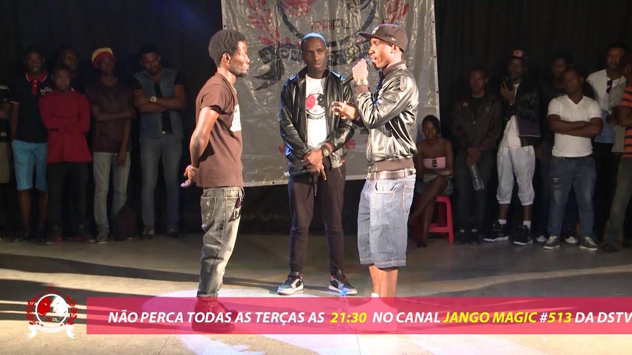 Download #RRPL Apresenta Punchlinero VS Tchiwanga #T3 [VÍDEO OFICIAL]
