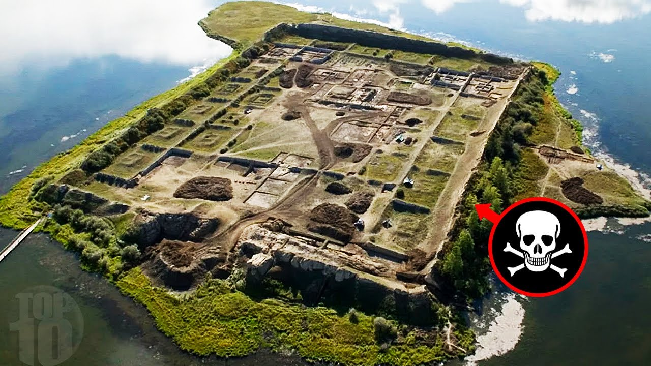 10 Most Mysterious Places You Should Never Visit