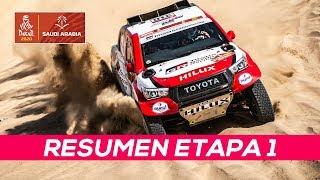 Alonso, undécimo en su primera etapa del Dakar | Resumen Etapa 1 Dakar 2020