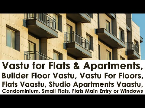 Vastu For Flats U0026 Apartments, Builder Floor Vastu, Flats Vaastu, Flats Main Entry, Best Flats Number