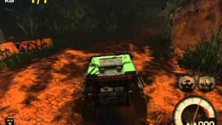 Off road racig 4x4 gameplay