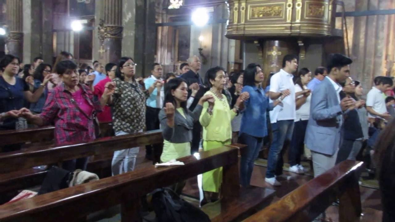 Image result for ama namin in the mass