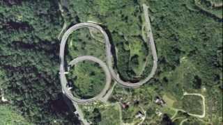 長野の浅川ループラインをMOTO GUZZI V7 CLASSICで走ってみた