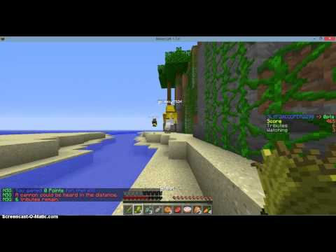minecraft hunger games 3 another breeze!