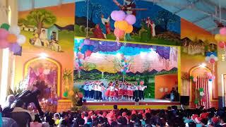 Holy Spirit school.