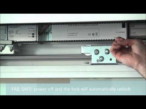 dorma automatic sliding door installation manual