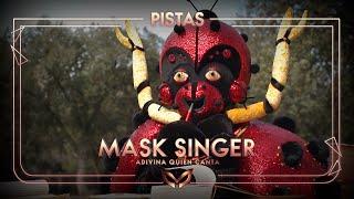 Las pistas de la Mariquita | Máscara invitada | Mask Singer: Adivina quién canta