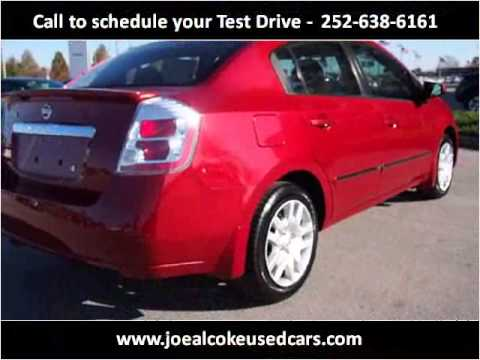 2012 nissan sentra used cars new bern nc youtube. Black Bedroom Furniture Sets. Home Design Ideas