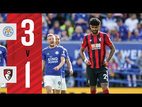 AN AWAY LOSS TO THE FOXES 🦊 | Leicester City 3-1 AFC Bournemouth