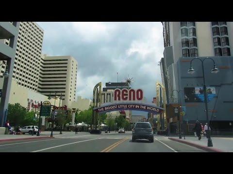 USA 2015; 21 Mai. Reno Downtown Teil 2/3