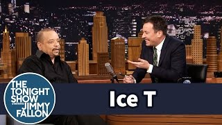 Ice T Sounds Off on Fifty Shades of Grey, Winter Olympics