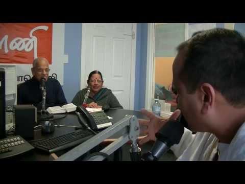 ISKCON Scarborough-Live Tamil Radio- Bhagavad Gita- 9.18