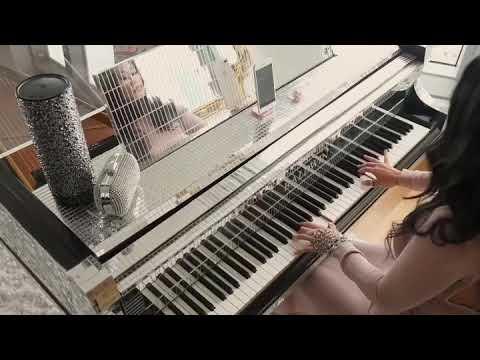 Cardi B I Like It - Instrumental Piano Cover | Chloe Flower Mp3