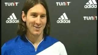 Goal TV-lionelmessi.it- Le nuove scarpe di Messi