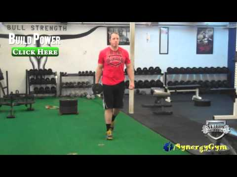 Dynamic Core and Ab Stability Exercise