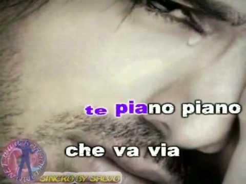 Raffaella Carrà - Io non vivo senza te (karaoke)
