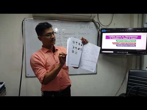 Bangladesh import export documents preparation.