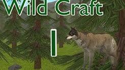 Let´s Play Wild Craft #1 Wolf Mira steht auf eigen Pfoten