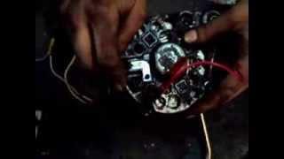 ремонт генератора ваз2106