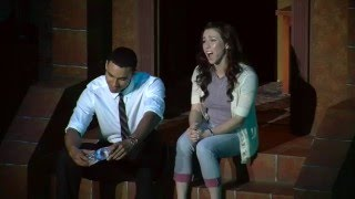 "Austin Scott Singing ""When You're Home"" (In the Heights)"