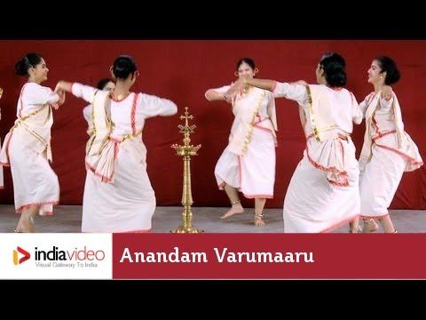Margam Kali performance - Anandam Varumaaru
