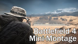Battlefield 4 Montage   The Score - Unstoppable