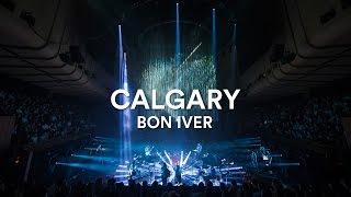 Bon Iver - Calgary at Sydney Opera House, Vivid LIVE 2016 thumbnail
