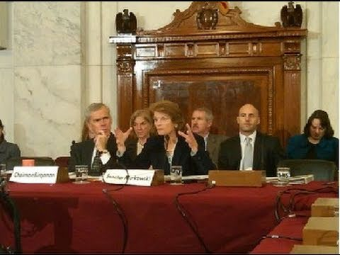 Murkowski Comments on Deepwater Horizon Oil Spill Commission Final Report to Senate ENR Committee