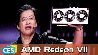 CES 2019 - AMD rykker nærmere på Nvidia! #ces2019 #radeonVII #amd