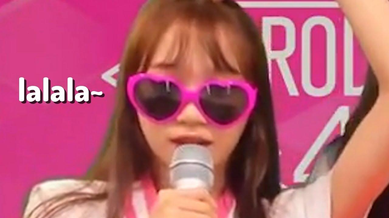 Kim Chaewon Being The Funniest Member In IZONE