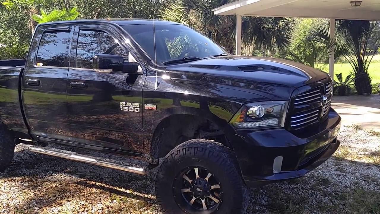6 Inch Lift Kit For Dodge Ram 1500 4wd >> Ram 6 Inch Lift