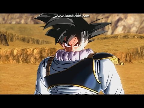 Dbxv Mod Goku Yardrat Outfit It Doesn T Change The Other Costumes Youtube