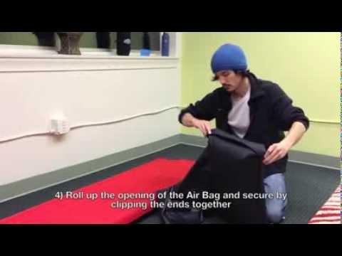 Windcatcher Air Bag Instructional Video