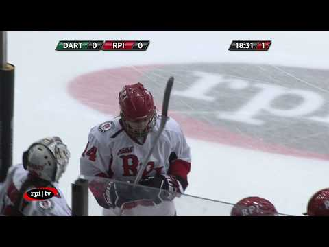 RPI Women's Hockey vs. Dartmouth College