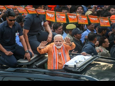 PM Modi Files Nomination in Varanasi