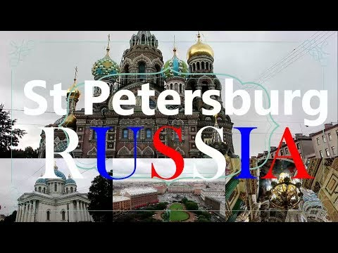 Saint Petersburg, Russia - Church of the Savior on the Spilled Blood & St Isaac's | Travel Vlog #16
