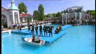 """Adoro """"Ohne dich"""" im ZDF Fernsehgarten am 17.05.2009"""