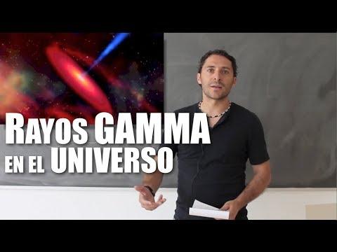 Rayos Gamma: la radiación más violenta del Universo
