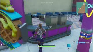 Fortnite Escape map video, sorry for the glitches