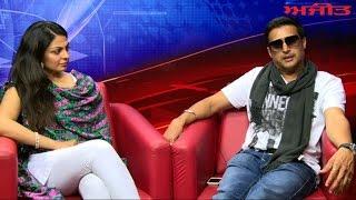 Spl. Interview with Jimmy Shergill & Neeru Bajwa on Ajit Web Tv.