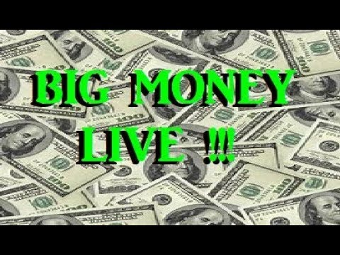 Big Money Live! Featuring Exploring With Fluffy and The Jiggy Family: Day 2!