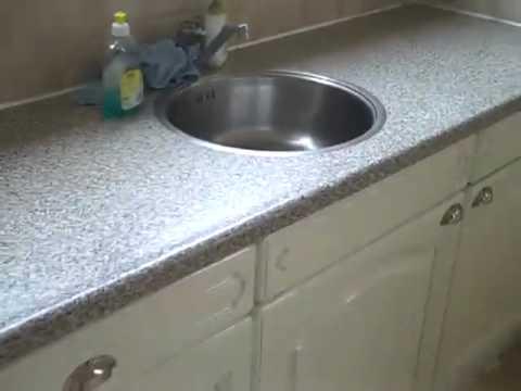 Onwijs Verkoopstyling: opknappen oude keuken - YouTube MV-77