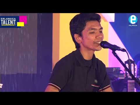 PAYUNG TEDUH - Rahasia | Live at Erlangga Talent Week 2018