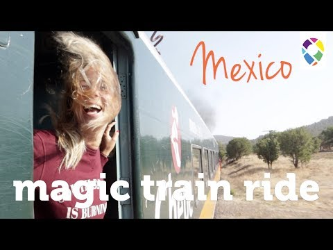 Most Beautiful Train Route In The World | Part One - Ep. 035