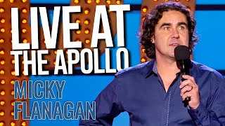 Micky Flanagan's Full Show Appearance | Live At The Apollo